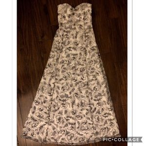 Ted Baker Floral Gown